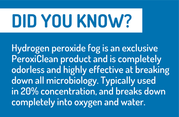 Peroxiclean | Effective Mold Removal For Offices and Busineses